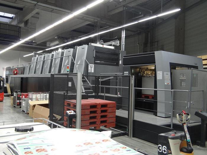 2014 Heidelberg XL145-6+LX