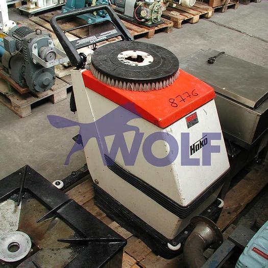 Gebraucht gebr. Bodenreinigungsmaschine HAKO