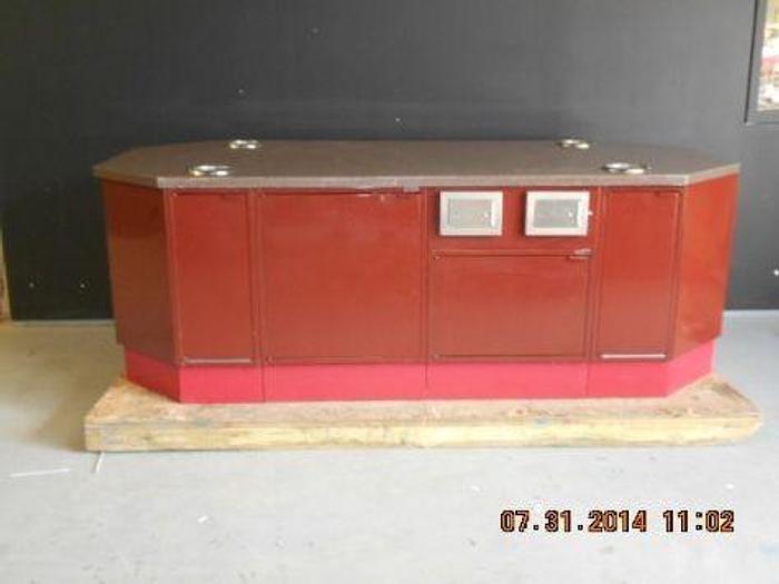 Used USED ROYSTON - MODULAR METAL CABINETS