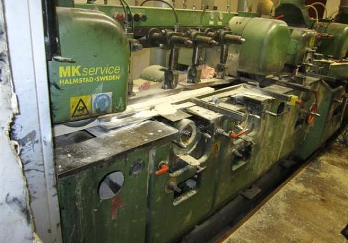 Used Planing machine WACO HM 225/3000, 7-spindles