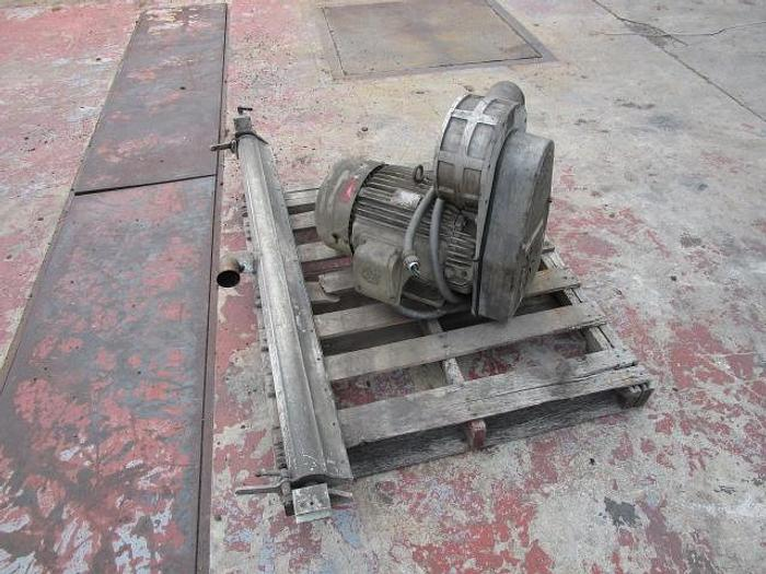 Used Air Knife and Blower from Chil stock #4756-038