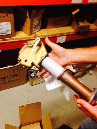 S&C Alduti-Rupter Switche, CrossArm Bracket, Fargo Quick Sleeves, 35 kV Insul.