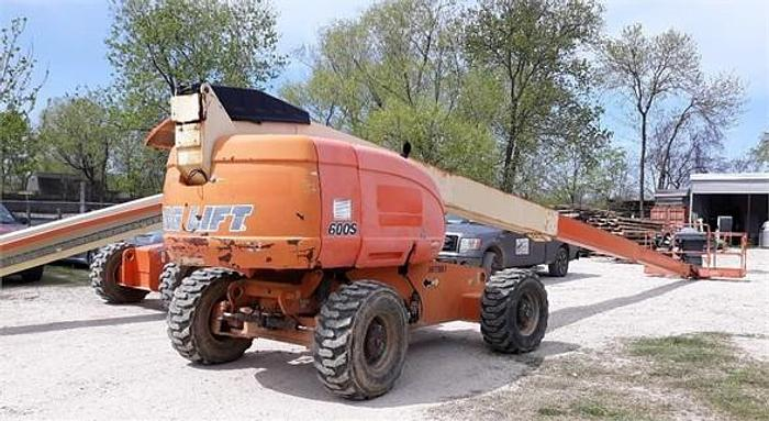 Used 2002 JLG 600S