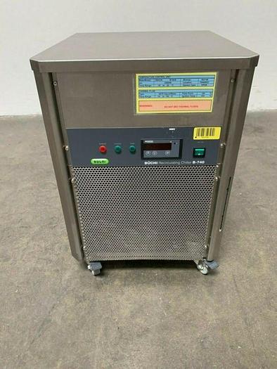 Used Buchi B-740 Recirulating Chiller, Temperature Range of -10°C to +40°C, 230V
