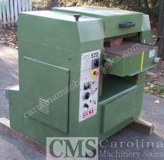 "Used 1986 SICMA RT-520 20"" PLANER"