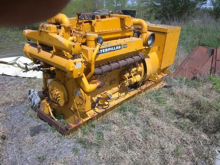 Used CAT D348