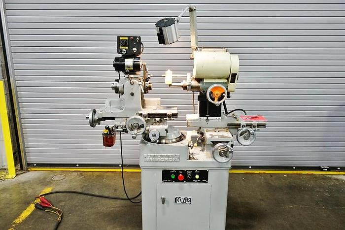 2000 Cincinnati Monoset Tool and Cutter Grinder MT