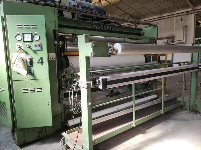 Used KUSTERS CALENDER  2600 MM  1983
