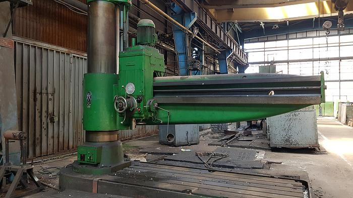 Radial drilling machine CSEPEL RF51/B