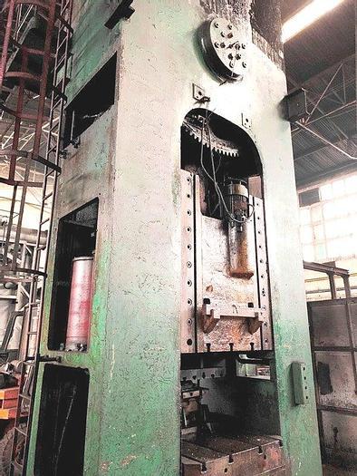Used Press Trimming LU 1000/1250