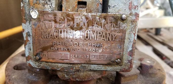 Used Wiedemann Machine R-2