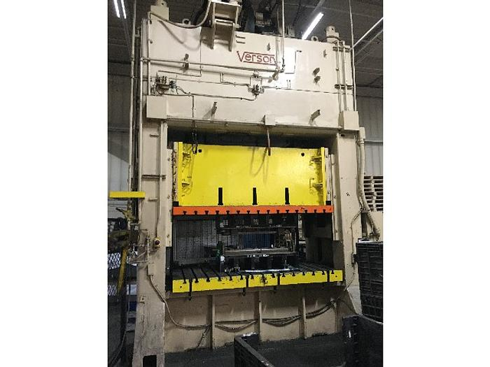 "250 ton Verson 96""x48"" SSDC Stamping Press"