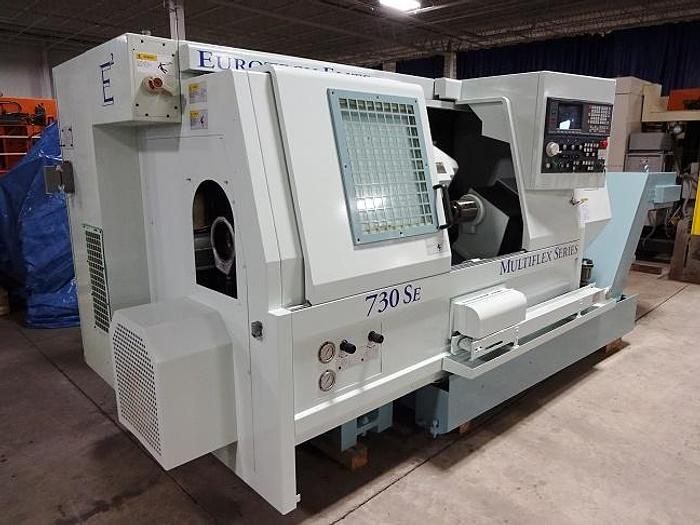 Eurotech  CNC /  Sub Spindle
