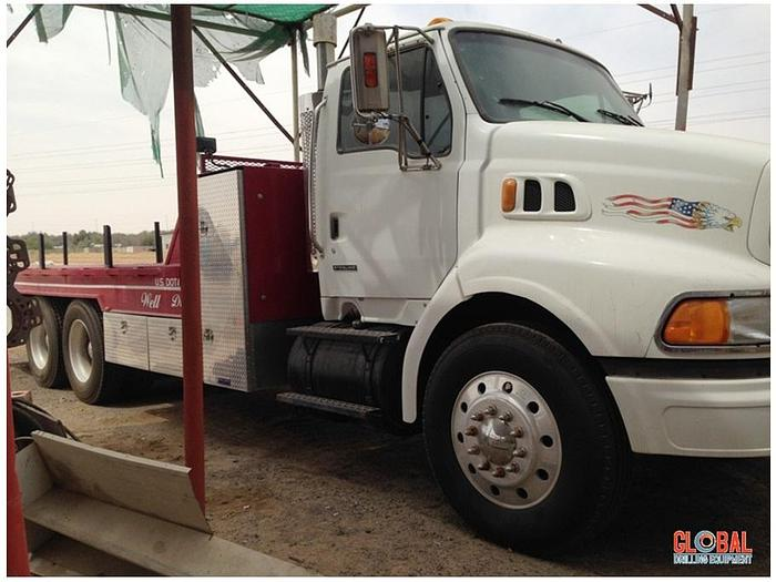 Used Item 0560 : 2004 Sterling Support Water Truck