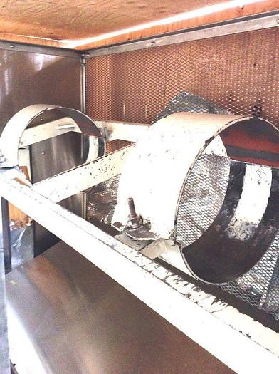 Abbe DPJS Pivoting Jar Mill