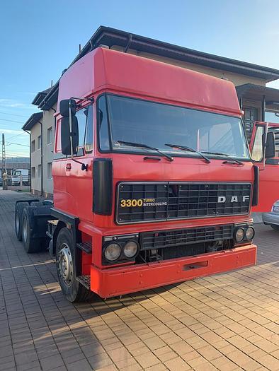 1985 DAF 3300 TURBO INTERCOOLER 6X2