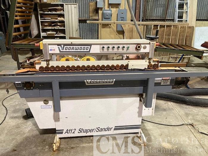Used Voorwood A112 Shaper Sander