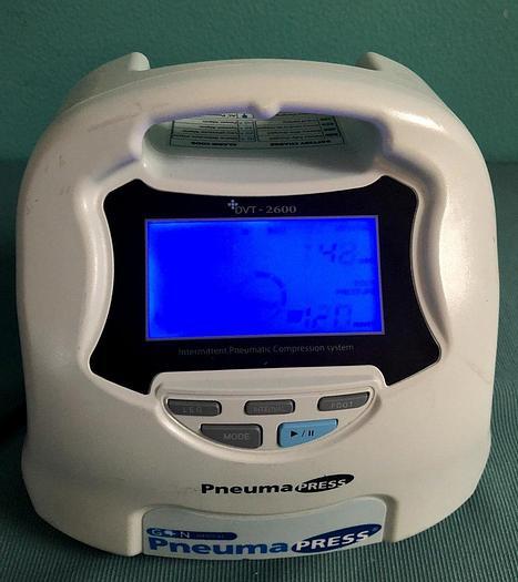 Gebraucht PneumaPress DVT-2600 Intermittierendes pneumatisches Kompressionssystem