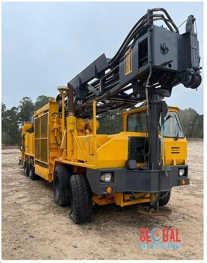 Used Item 0933 : 2006 Atlas Copco T4W Drill Rig