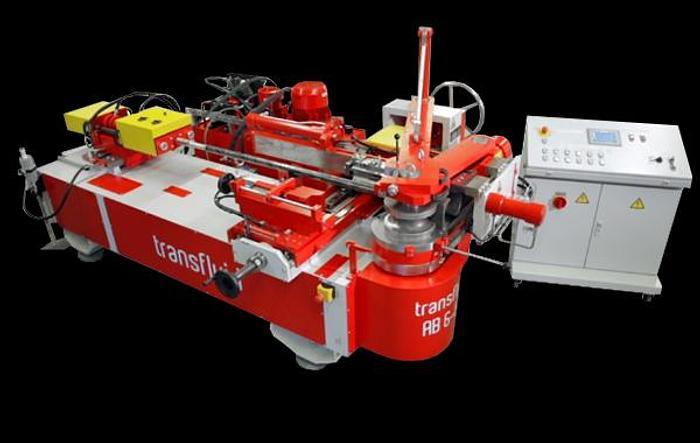 Transfluid 'All Electric' CNC Tube bending machines