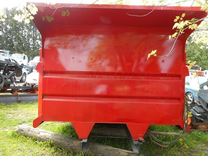 2004 Heil 14ft Gravel Box- Stock #: 8255