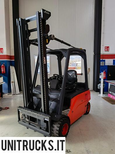 Usata 2010 LINDE E20PL-01