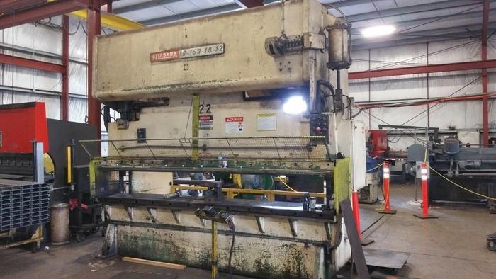 Brake Press - Niagara - 225 Ton Capacity