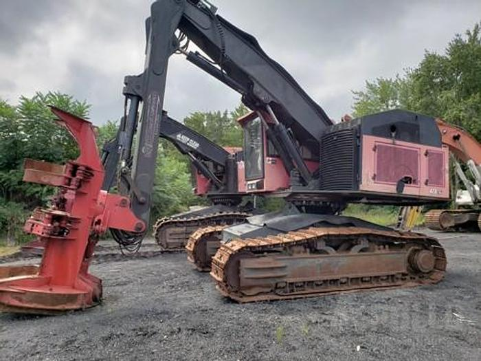Used 2006 Timbco 475EXL Feller Buncher