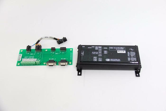 Get Control Inc E84 Serial to Panel Controller KLA01102 REV 2 & interface (4162)