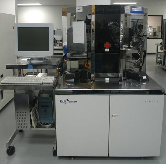 Used KLA TENCOR 8100XP CD-SEM