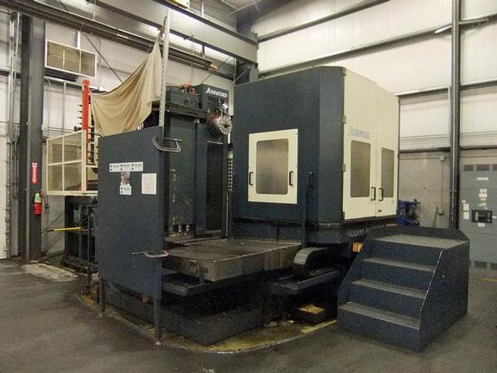 Used 2011 Johnford BMC-110 Horizontal Boring Mill
