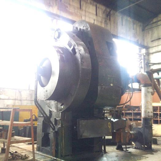 Forging press EUMUCO 1600TON