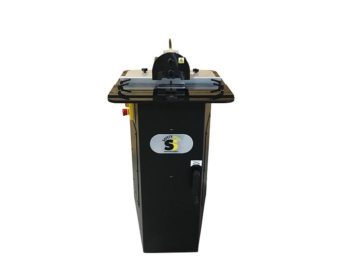 Safety Speed, SPM301 Screw Pocket Machine