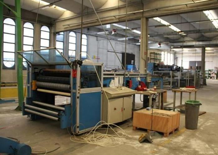 Used CAVALLERI CTX 1500 mm