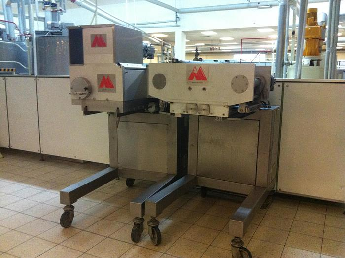 Aasted Frozen Cone Chocolate Moulding Line