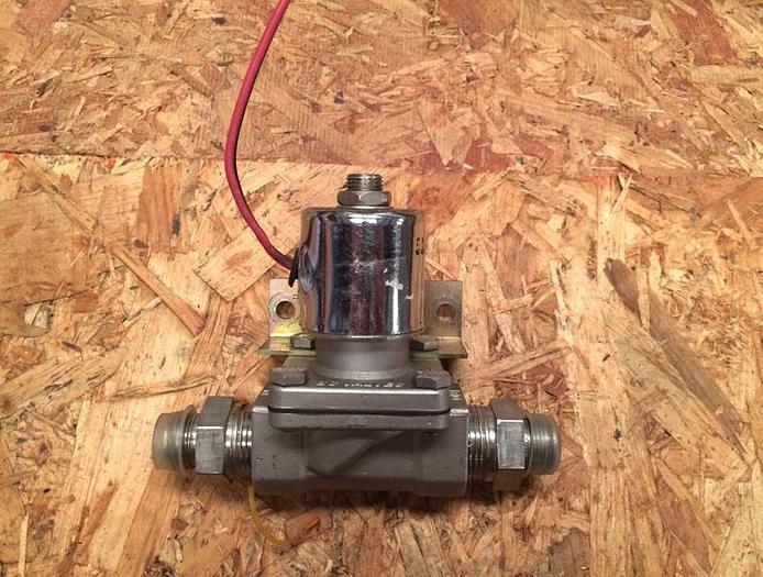 Used Capstone Turbine Shutoff Valve for C30 MicroTurbine (P/N 510029-001)