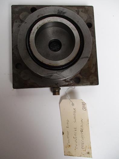Used COURTOY R100 Couvercle supérieure précompression