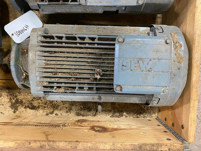 Used 5,5 kW, SEW-Eurodrive, Electric motor