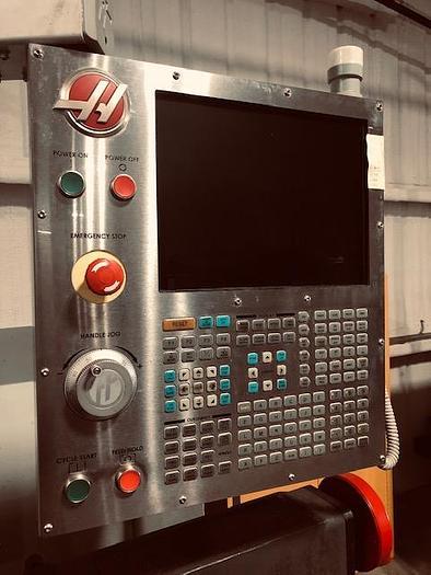 2010 Haas TL-3W Toolroom CNC Lathe