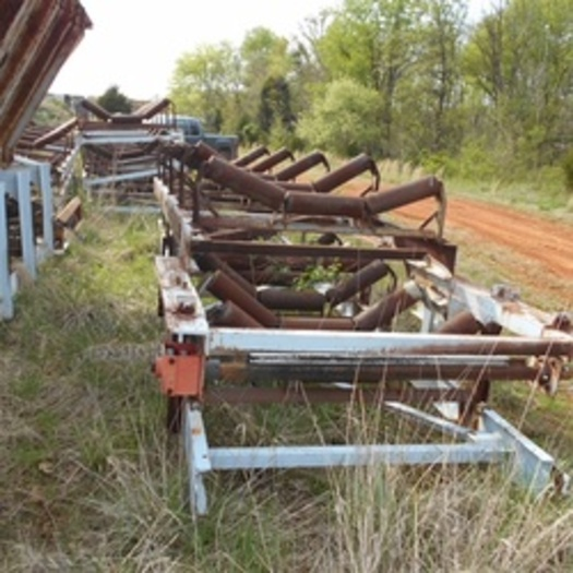 48 X 125 Channel Frame Conveyor