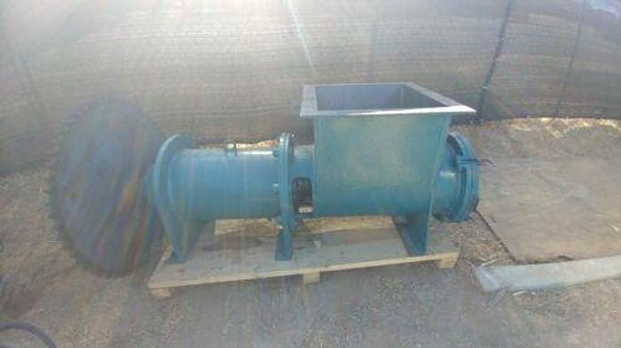 """RIETZ """"EXTRUCTOR"""" HEAVY DUTY INDUSTRIAL MEAT GRINDER MODEL RE-15 JUST NEED MOTOR"""