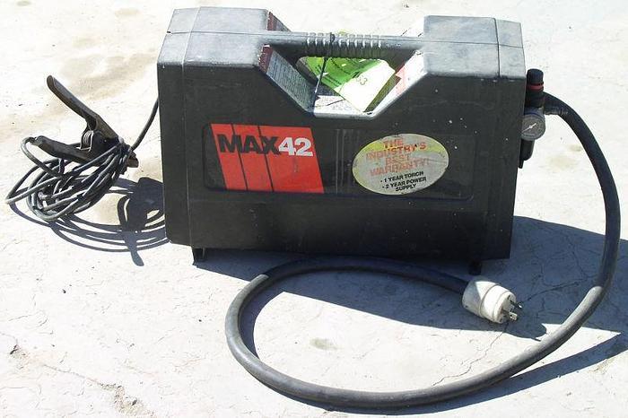 Hypertherm Model Max42 Plasma Cutter