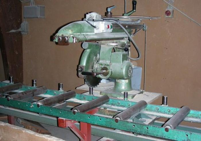 Used Radial saw