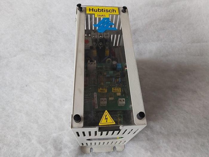 Gebraucht Bremseinheit, UFS 22, SCS Static Control Systems,  gebraucht