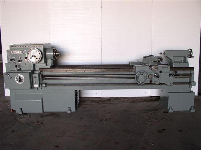 "Used 22"" x 84"" LODGE & SHIPLEY AVS Toolroom Lathe; Model 2013"