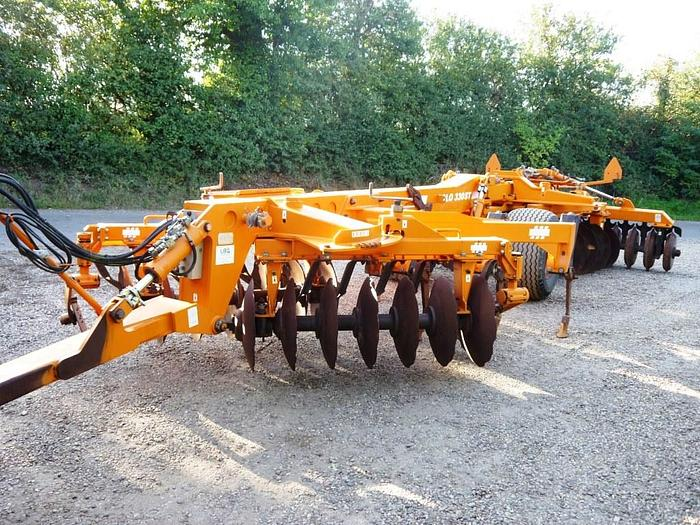 Used Simba Solo 330ST Cultivator
