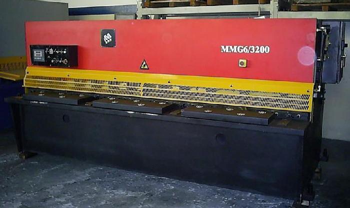 Tornitec MMG-6 x 3200mm