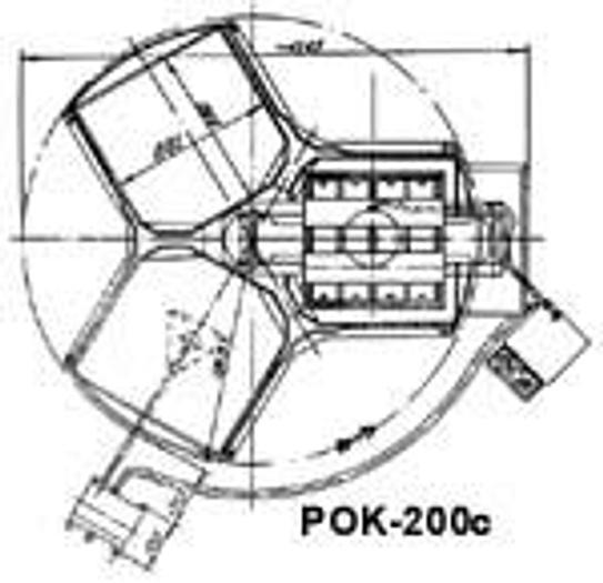 Używane Prasa do owoców - POK - 200