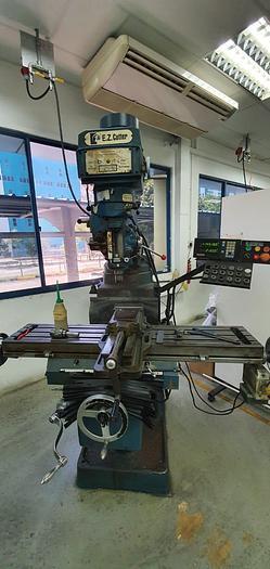 Used EZ CUTTER 3HP MILLING MACHINE