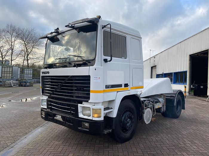 Used 2000 VOLVO F12.360 , FULL STEEL
